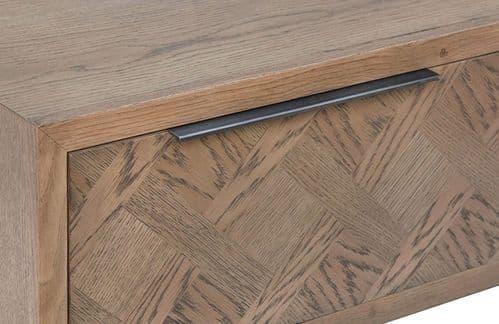 Iberia Grey Oak Coffee Table